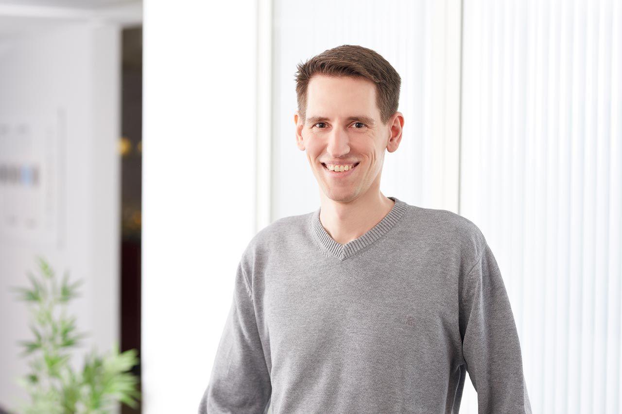 Eric Pokriefke - Technik & Entwicklung