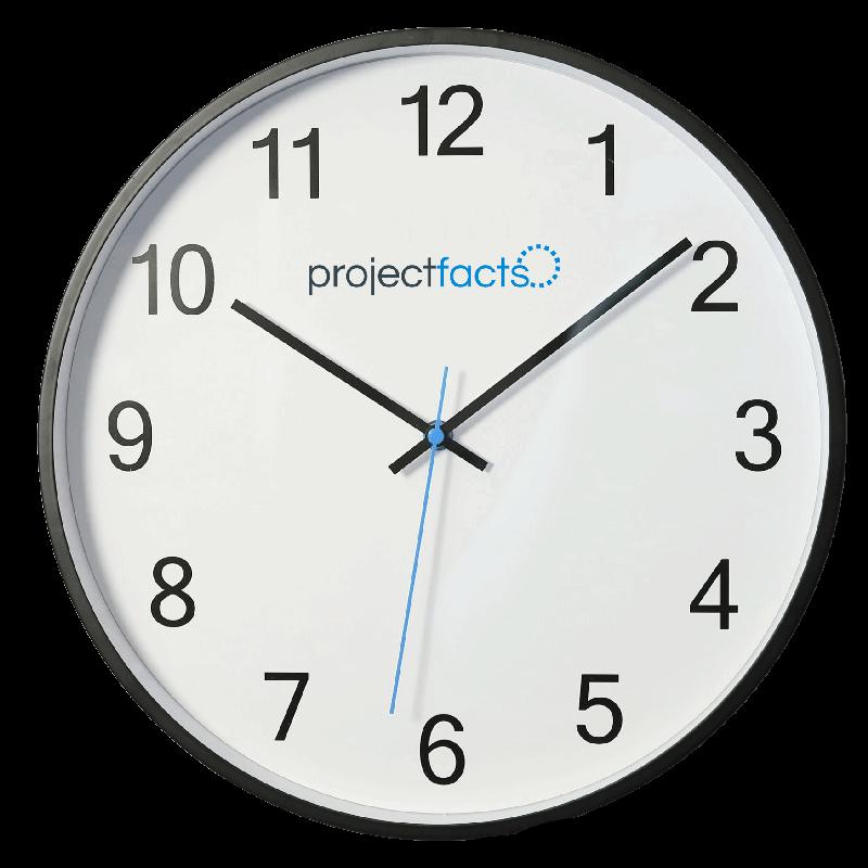Zeiterfassung mit projectfacts