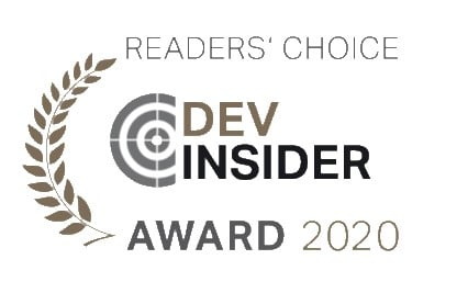 DEV Insider Award 2020 projectfacts