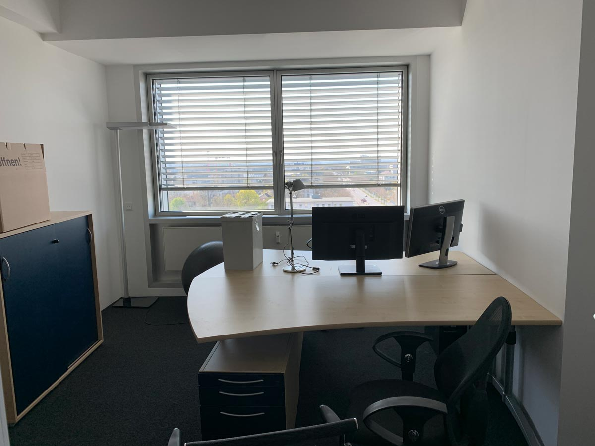 Büro - 5 POINT AG projectfacts Darmstadt