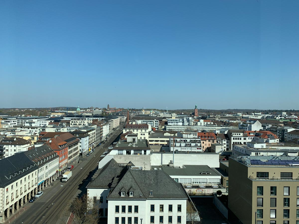 Ausblick - 5 POINT AG projectfacts Darmstadt