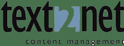 Logo text2net